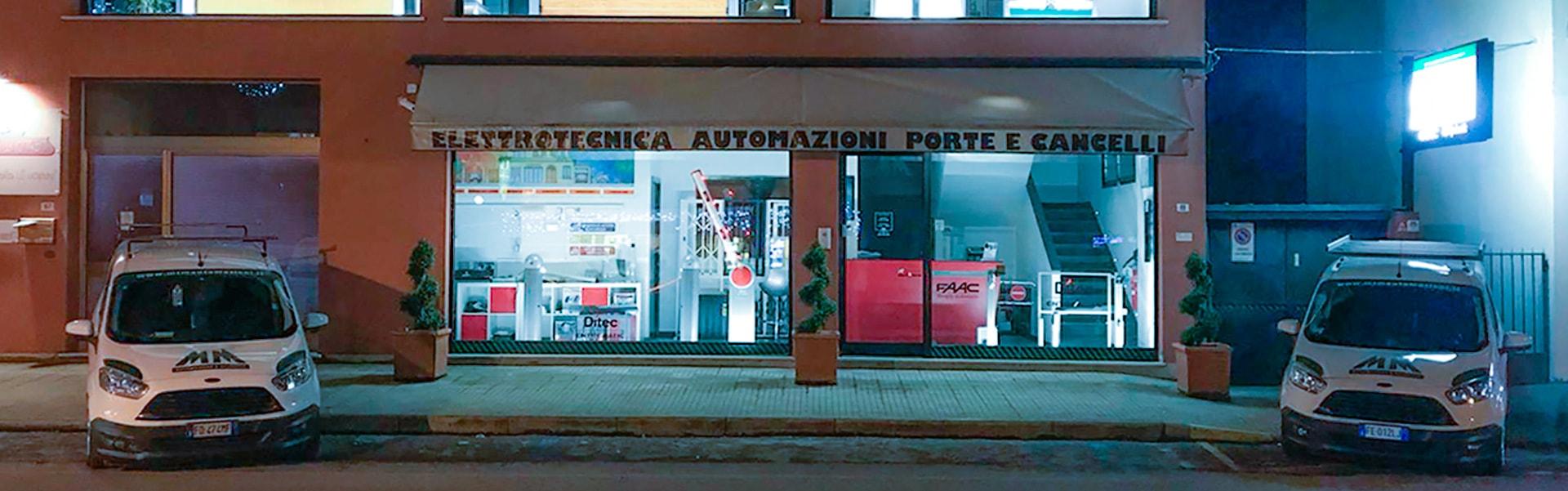 La sede di MTM Automazioni di Pieve a Nievole